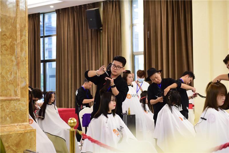 2021年宣城市美容美发职业技能竞赛在宁国火热开赛 - 宁国论坛 - DSC_1674.jpg