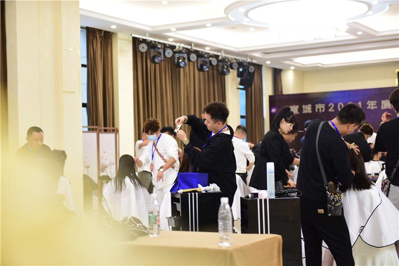 2021年宣城市美容美发职业技能竞赛在宁国火热开赛 - 宁国论坛 - DSC_1671.jpg