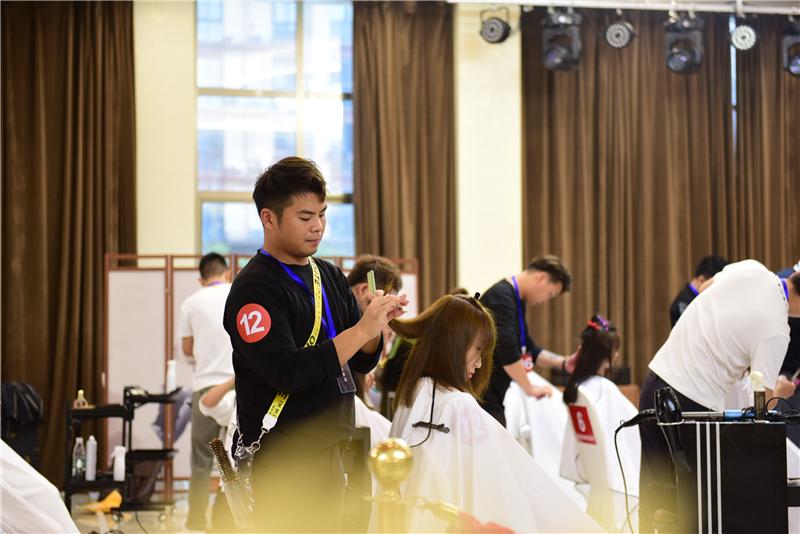 2021年宣城市美容美发职业技能竞赛在宁国火热开赛 - 宁国论坛 - DSC_1675.jpg