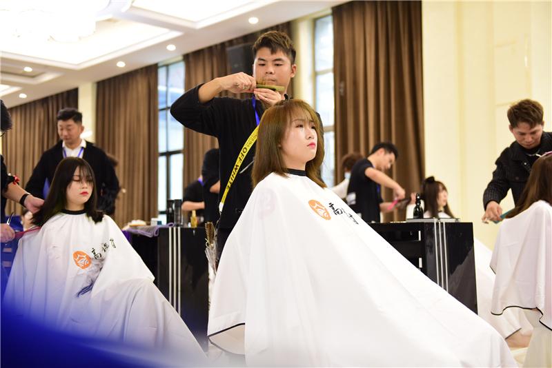 2021年宣城市美容美发职业技能竞赛在宁国火热开赛 - 宁国论坛 - DSC_1684.jpg
