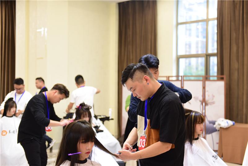 2021年宣城市美容美发职业技能竞赛在宁国火热开赛 - 宁国论坛 - DSC_1681.jpg