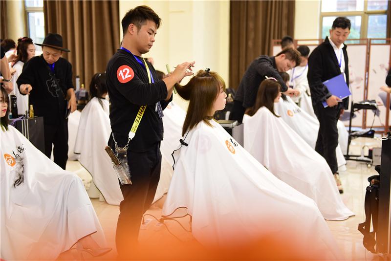 2021年宣城市美容美发职业技能竞赛在宁国火热开赛 - 宁国论坛 - DSC_1685.jpg