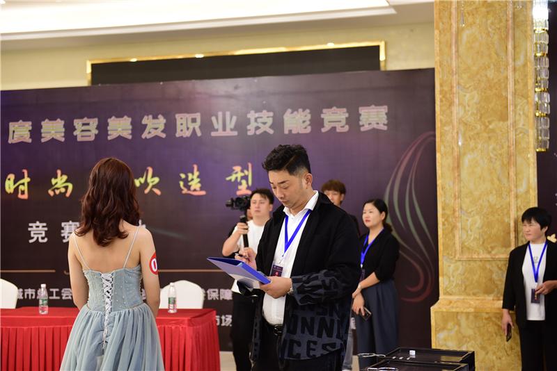 2021年宣城市美容美发职业技能竞赛在宁国火热开赛 - 宁国论坛 - DSC_1783.jpg