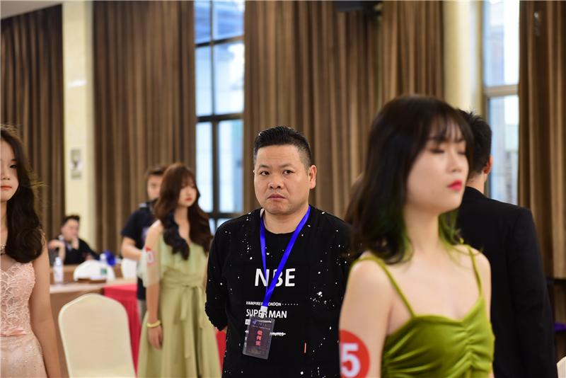 2021年宣城市美容美发职业技能竞赛在宁国火热开赛 - 宁国论坛 - DSC_1784.jpg