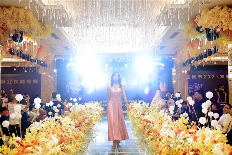 2021年宣城市美容美发职业技能竞赛在宁国火热开赛 - 宁国论坛 - DSC_1812.jpg