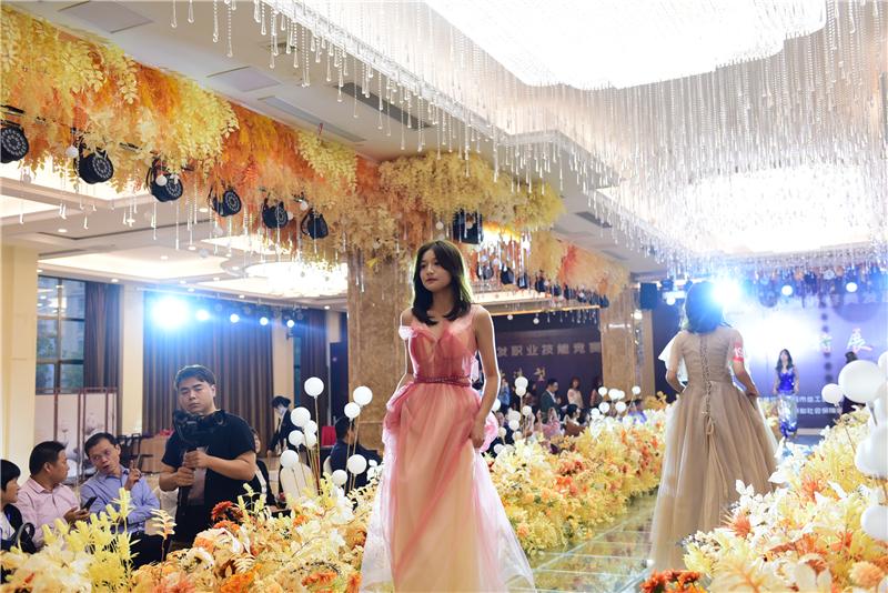 2021年宣城市美容美发职业技能竞赛在宁国火热开赛 - 宁国论坛 - DSC_1820.jpg