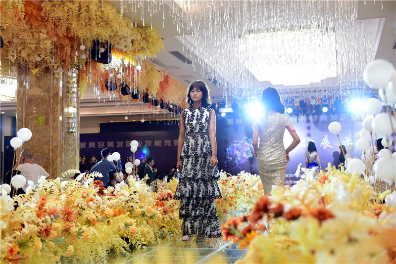 2021年宣城市美容美发职业技能竞赛在宁国火热开赛 - 宁国论坛 - DSC_1823.jpg