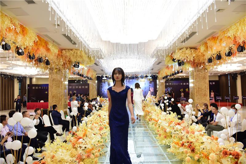 2021年宣城市美容美发职业技能竞赛在宁国火热开赛 - 宁国论坛 - DSC_1837.jpg
