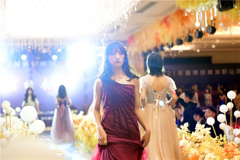 2021年宣城市美容美发职业技能竞赛在宁国火热开赛 - 宁国论坛 - DSC_1855.jpg
